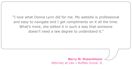 Barry M. Rosenbloom, Attorney at Law